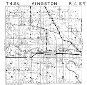 Kingston Township, Colvin Park, DeKalb County 1947